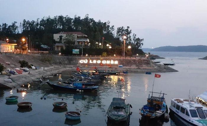 គម្រោងការណ៍កសាងមណ្ឌលទេសចរជាតិ នៅ Cu Lao Cham
