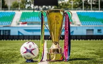 ក្រុមបាល់ទាត់ជម្រើសជាតិវៀតណាមស្ថិតក្នុងក្រុមចំណាត់ថ្នាក់លេខ ១ នៅ AFF Cup 2020