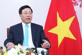 ឧបនាយករដ្ឋមន្រ្តី រដ្ឋមន្រ្តីការបរទេសវៀតណាម  លោក Pham Binh Minh អញ្ជើញនឹងចូលរួមវេទិកាអានាគតនៃទ្វីបអាស៊ី