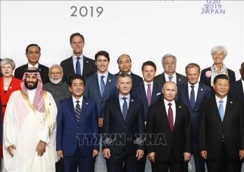 នាយករដ្ឋមន្ត្រី លោក Nguyen Xuan Phuc អញ្ជើញចូលរួមកិច្ចប្រជុំកំពូល G20