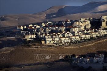 អ៊ីស្រាអែលអនុម័តលើការសាងសង់ទីលំនៅថ្មីមួយនៅតំបន់ West Bank