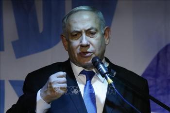 នាយករដ្ឋមន្រ្តីអ៊ីស្រាអែលលោក Benjamin Netanyahu ជាប់ឆ្នោតជាប្រធានគណបក្ស Likud ឡើងវិញ