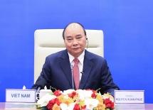 ប្រធានរដ្ឋវៀតណាមលោក Nguyen Xuan Phuc លើកឡើងសំណើរដ៏សំខាន់ចំនួន៣សម្រាប់កិច្ចសហប្រតិបត្តិការ APEC