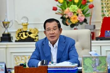សម្តេចតេជោ ហ៊ុន សែន នាយករដ្ឋមន្រ្តីកម្ពុជា ផ្ញើរសារលិខិតអបអរសាទរជូននាយករដ្ឋមន្រ្តីវៀតណាមលោក Pham Minh Chinh