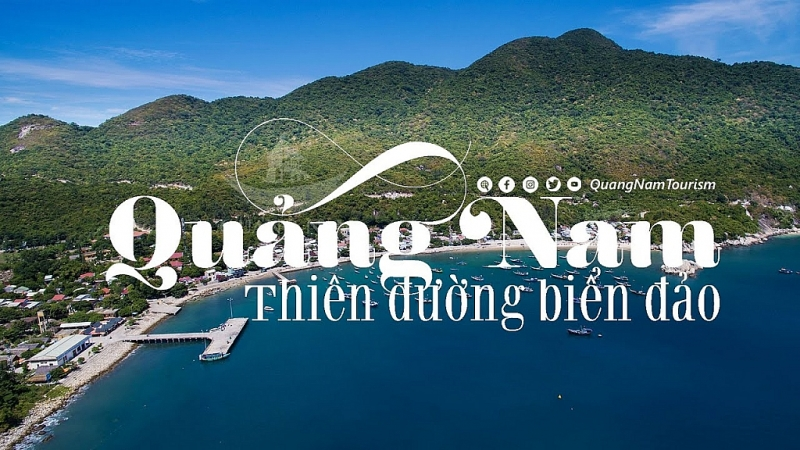 ភាពស្រស់ត្រកាលផ្នែកវប្បធម៌កោះសមុទ្រនៅខេត្ត Quang Nam